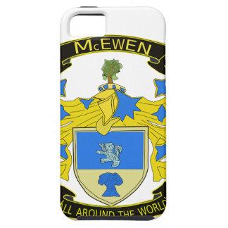 McEwen Crest Tough iPhone 5 Case