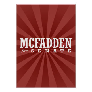 MCFADDEN FOR SENATE 2014 PRINT