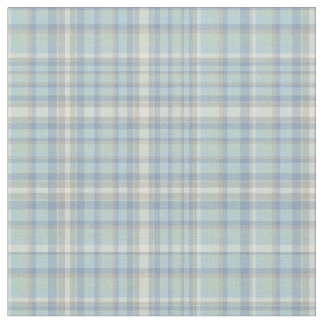 McFig Tartan Plaid Cotton Fabric
