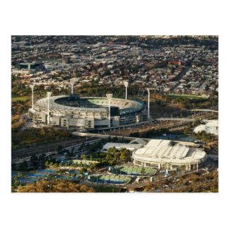 MCG and International Tennis Centre Postcard