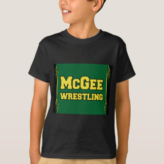 McGee Wrestling - New Logo T-Shirt