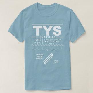 McGhee Tyson Airport TYS T-Shirt