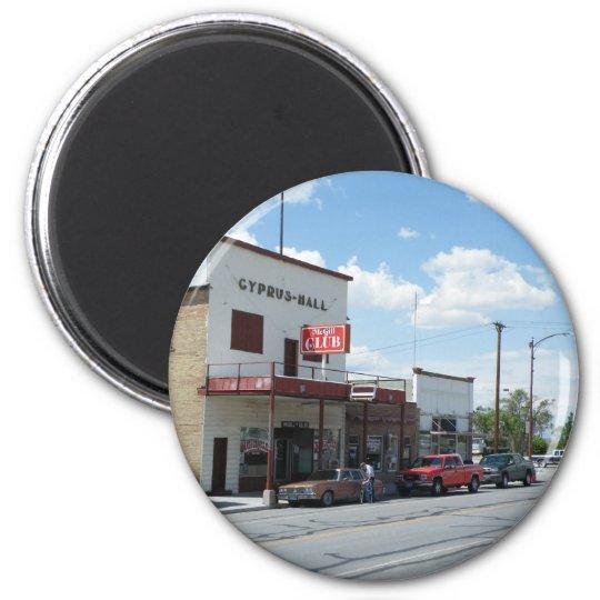 McGill 6 Cm Round Magnet