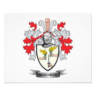 McGowan Coat of Arms Photo Print