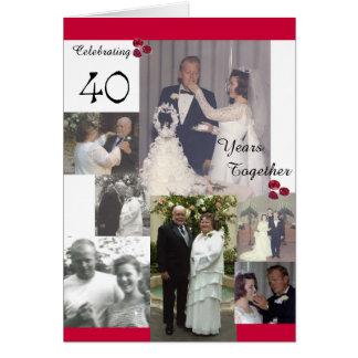McGowen 40th Anniversary Announcement