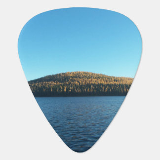 McGregor Lake Guitar Pick