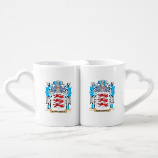 Mcinerney Coat of Arms - Family Crest Coffee Mug Set