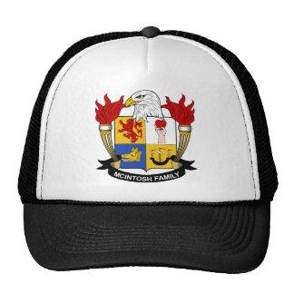 McIntosh Family Crest Cap