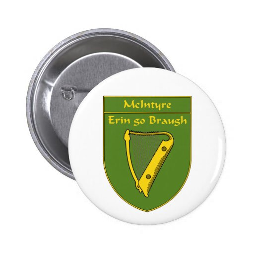 McIntyre 1798 Flag Shield Pin