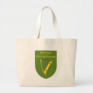 McIntyre 1798 Flag Shield Canvas Bags