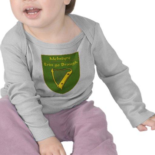 McIntyre 1798 Flag Shield Tshirt