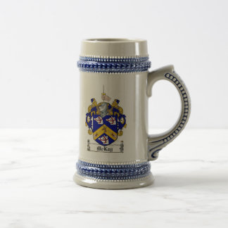 Mckay Coat of Arms Stein