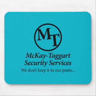 McKay-Taggart Mouse Pad