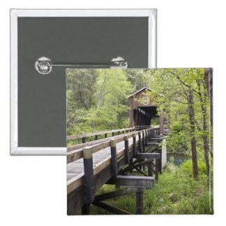 McKee covered bridge Jacksonville Oregon Pins