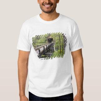 McKee covered bridge, Jacksonville, Oregon Tee Shirts