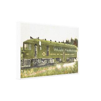 McKeen Gasoline Motor Car 101 Canvas Print