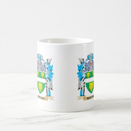Mckenna Coat of Arms - Family Crest Coffee Mugs