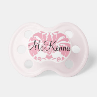 """McKenna"" Personalized Name Pacifier"