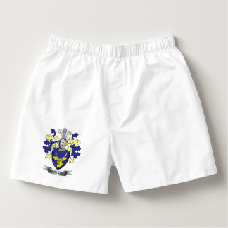 McKenzie Family Crest Coat of Arms Boxers