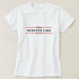 MCKENZIE LAKE - My Home - Calgary T-Shirt