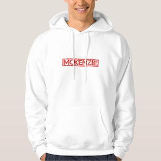 Mckenzie Stamp Hooded Sweatshirt