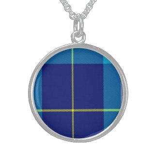 Mckerrell Scottish Tartan Sterling Silver Necklace