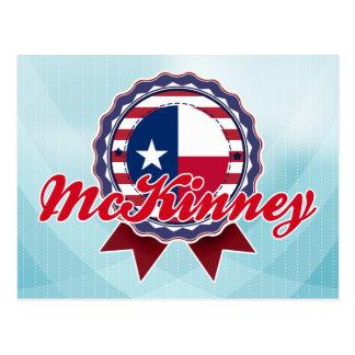McKinney, TX Postcard