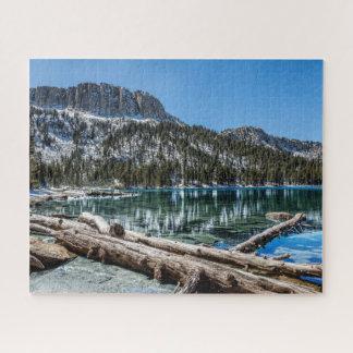 McLeod Lake, Mammoth Lakes Jigsaw Puzzle