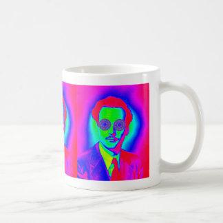 McLoohan Logo 4 - Tile Coffee Mug