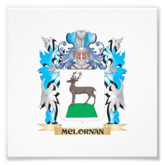 Mclornan Coat of Arms - Family Crest Photograph