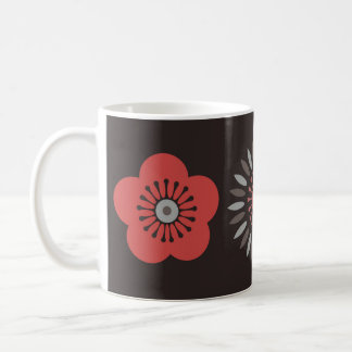 MCM Flower Power Coffee Mug