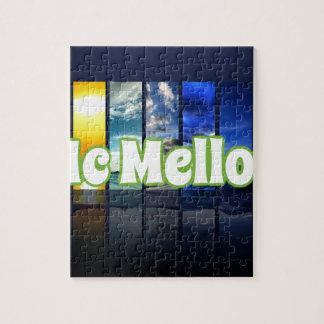 McMellow seasons merchandise Jigsaw Puzzle