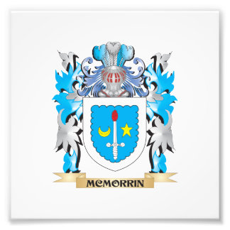 Mcmorrin Coat of Arms - Family Crest Photo