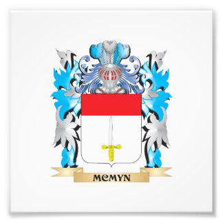Mcmyn Coat of Arms - Family Crest Photo