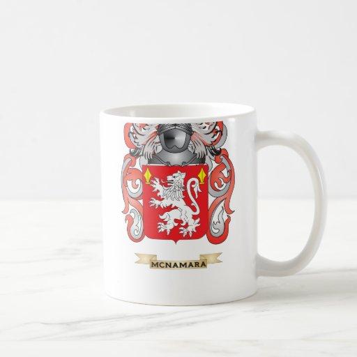 McNamara Coat of Arms (Family Crest) Mugs