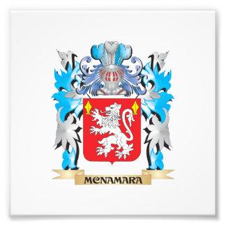 Mcnamara Coat of Arms - Family Crest Photo Print
