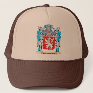 Mcnamara Coat of Arms - Family Crest Trucker Hat