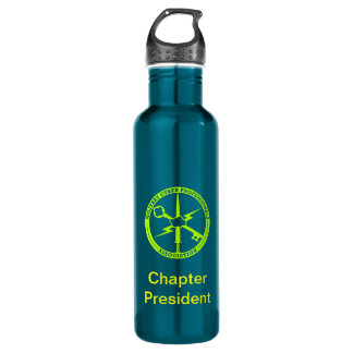 MCPA Blue gold 710 Ml Water Bottle