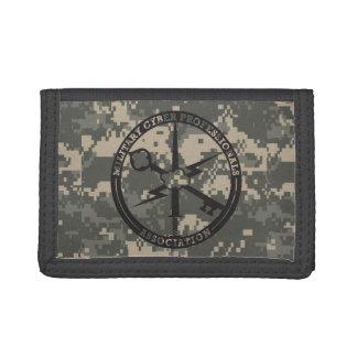MCPA Wallet Army Camo