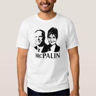 McPalin 2008 T-shirt
