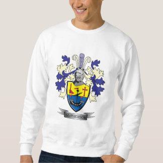 McPherson Family Crest Coat of Arms Sweatshirt