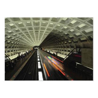 McPherson Square station, Metro, Washington, D.C. Card