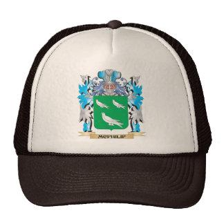 Mcphilip Coat of Arms - Family Crest Hat