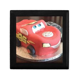 McQueen car cake Gift Box