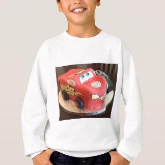 McQueen car cake Sweatshirt