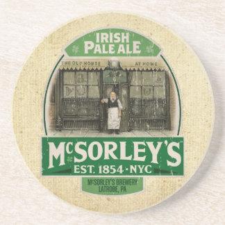 McSorley's Beverage Coasters