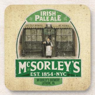 McSorley's Drink Coaster