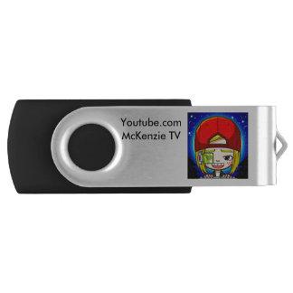 MCTV 8 GB Flashdrive Swivel USB 2.0 Flash Drive