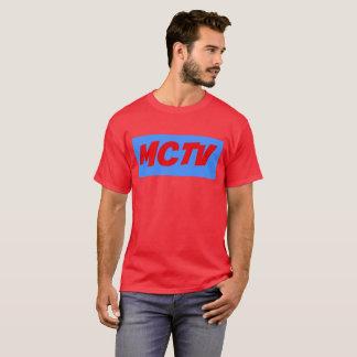 MCTV Print Press Basic Design T-Shirt
