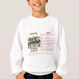 McVey (meaning) Sweatshirt